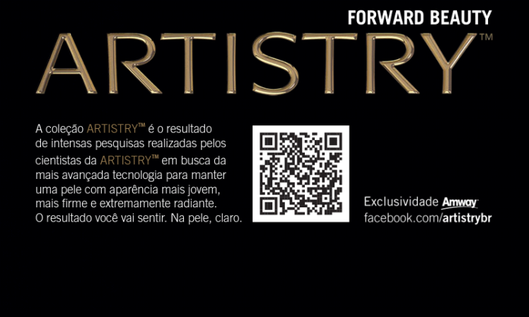 Resultado de imagem para artistry brasil